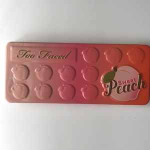 Too Faced Sweet Peach Palette (Swatched)